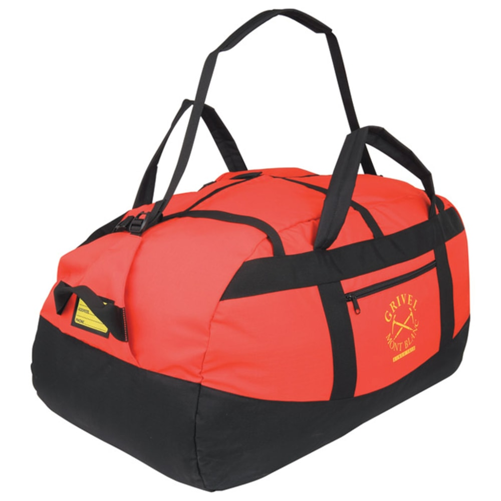 GRIVEL 130L Padded Duffel Bag - RED