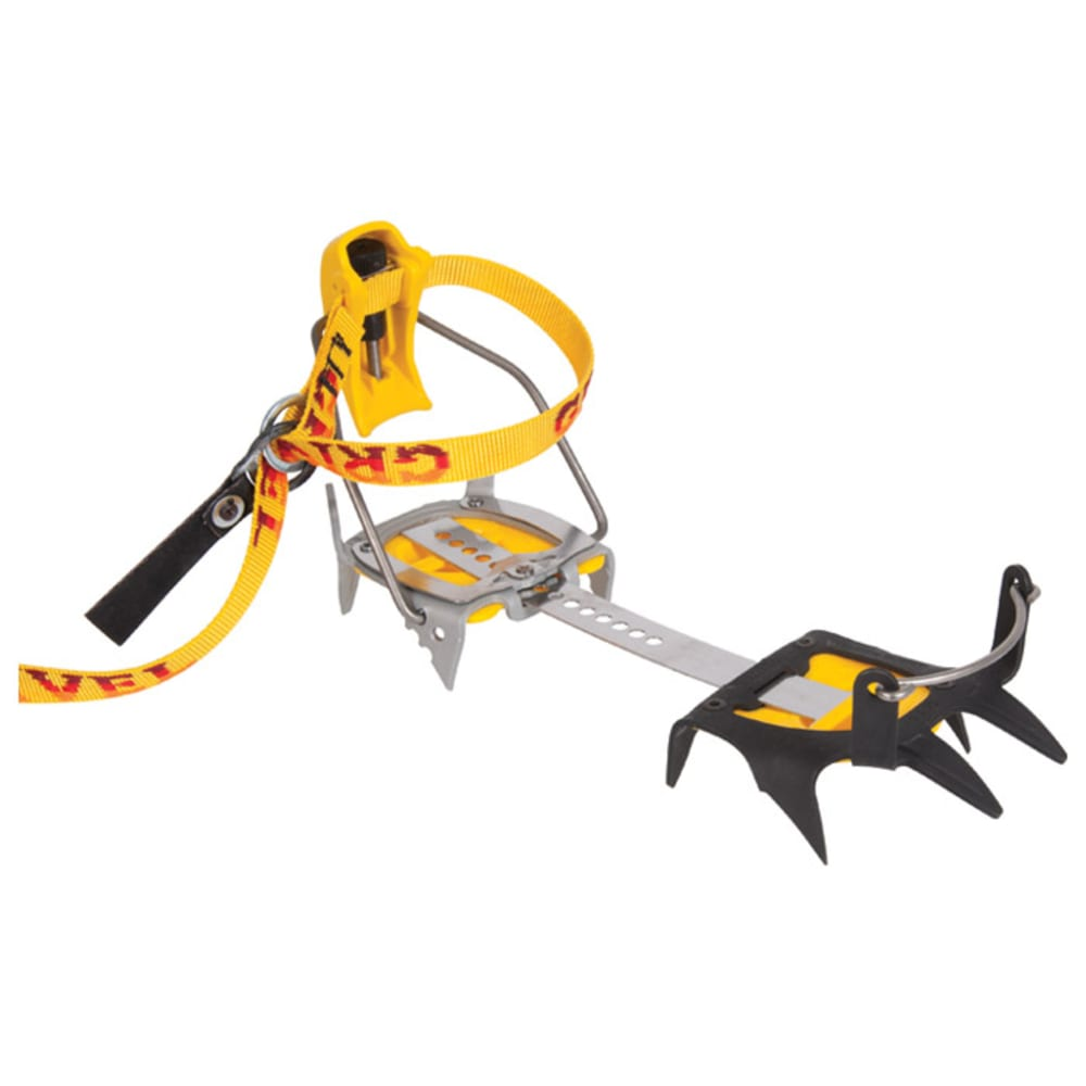 GRIVEL Haute Route Ski-Matic Crampons - YELLOW