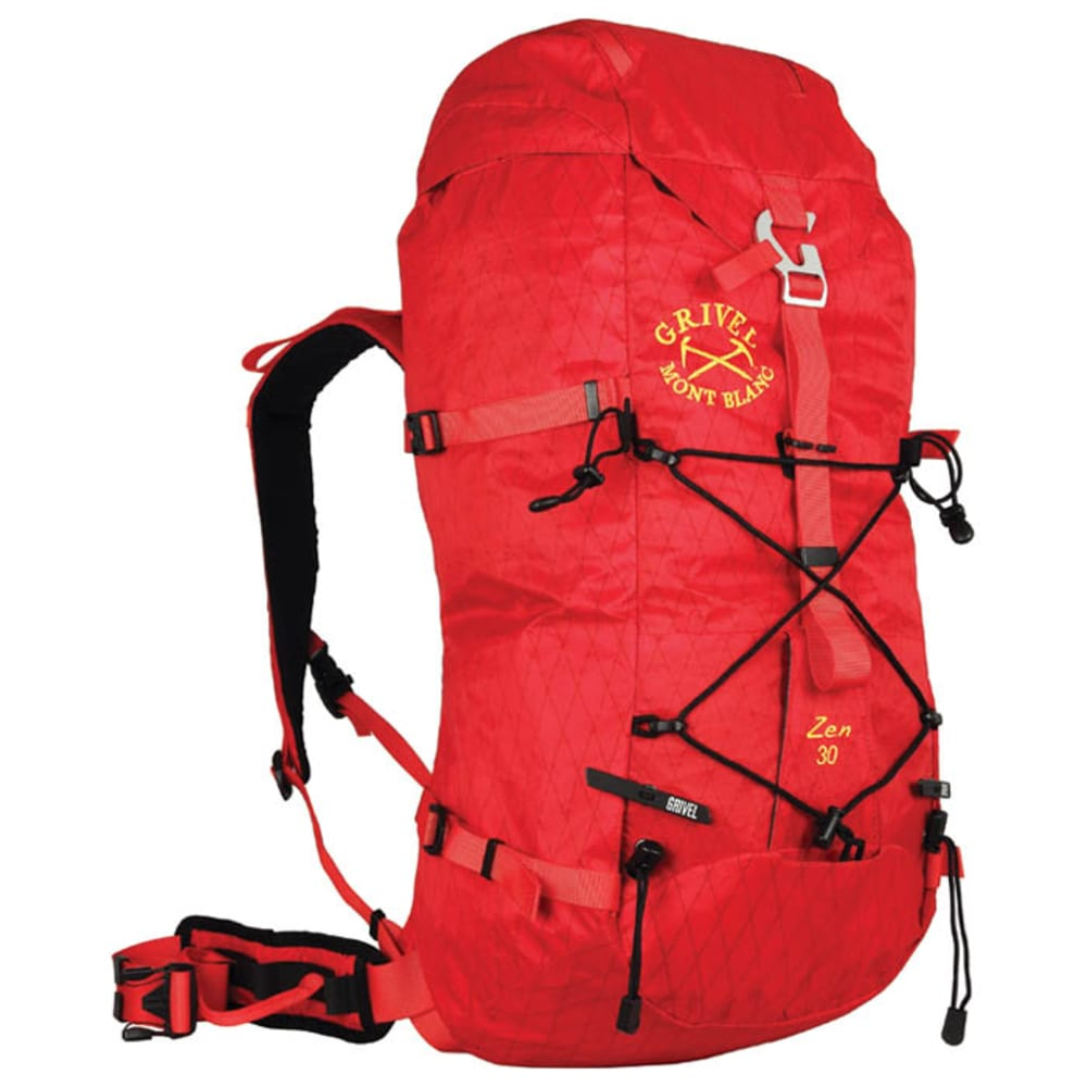 GRIVEL Zen 30L Pack - RED
