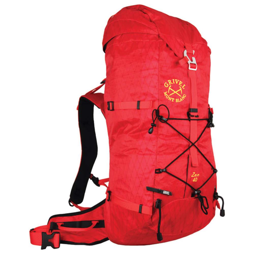 GRIVEL Zen 40L Pack - RED