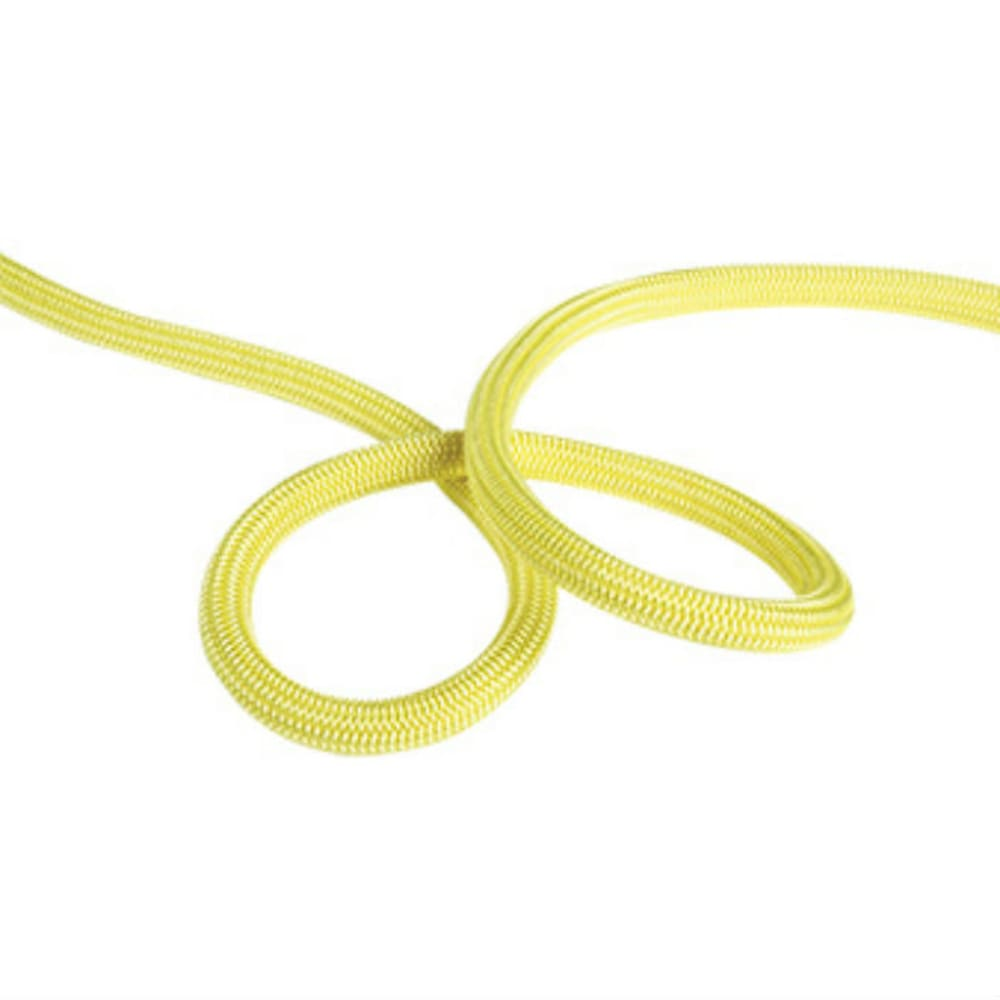 EDELWEISS 8mm x 60m Accessory Cord - YELLOW
