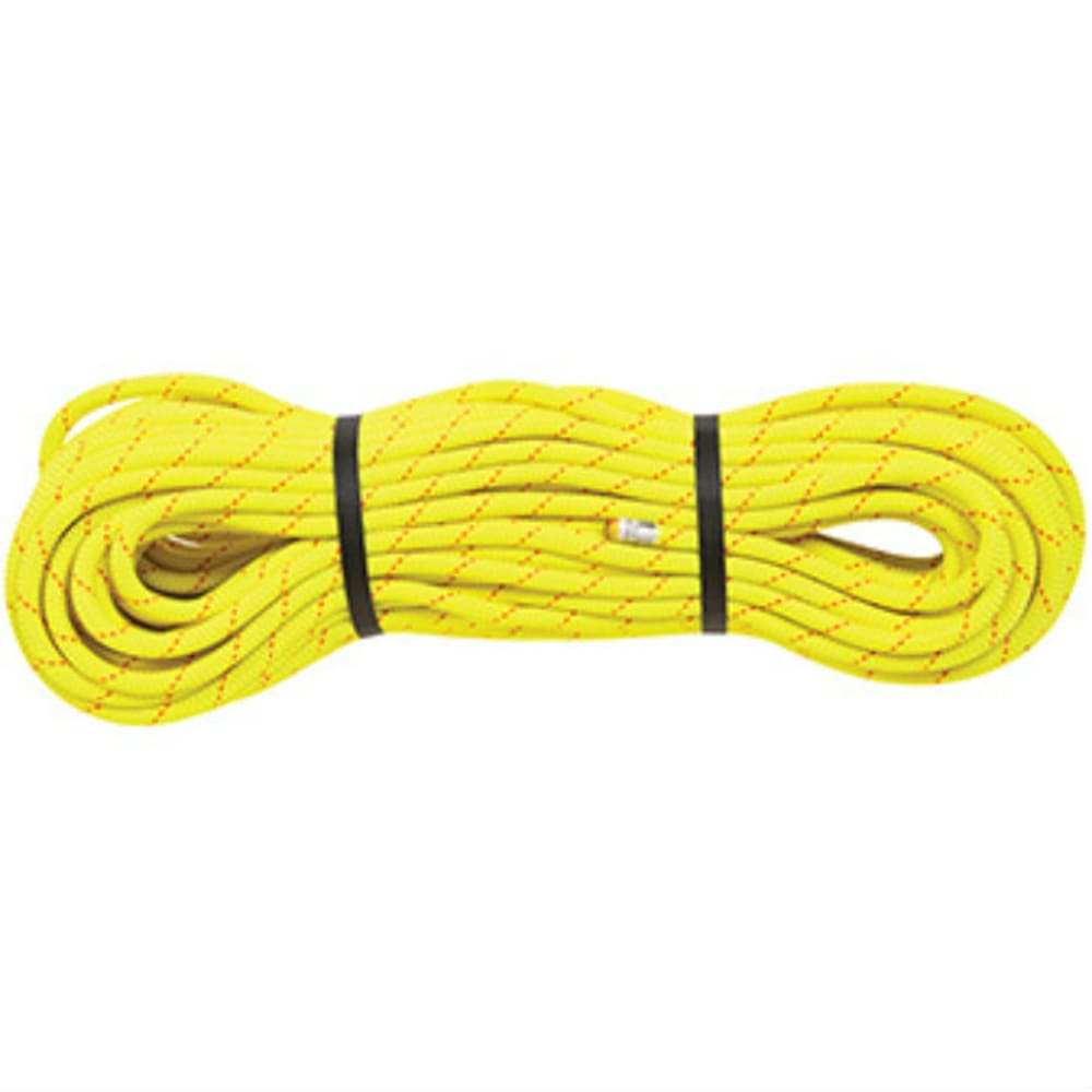 EDELWEISS 9.6mm X 150' ED Canyon Rope - YELLOW