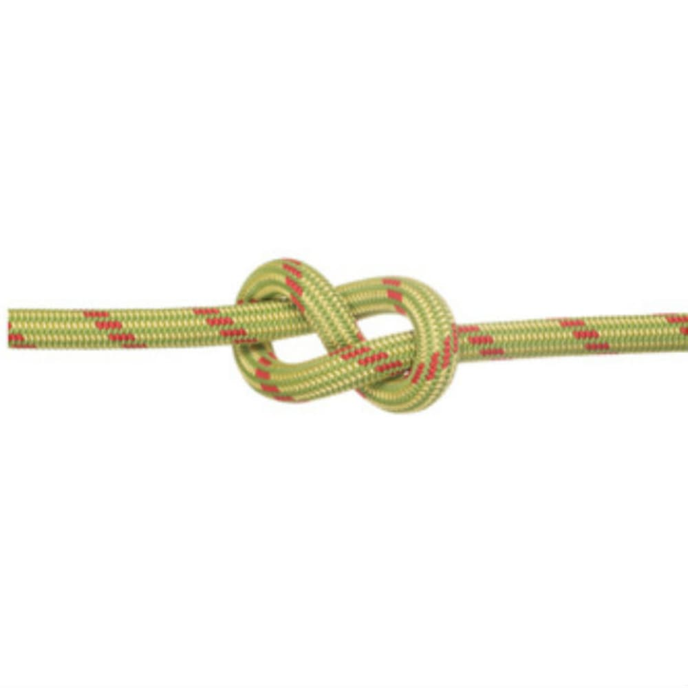 EDELWEISS Curve 9.8mm x 60m Unicore Rope - GREEN