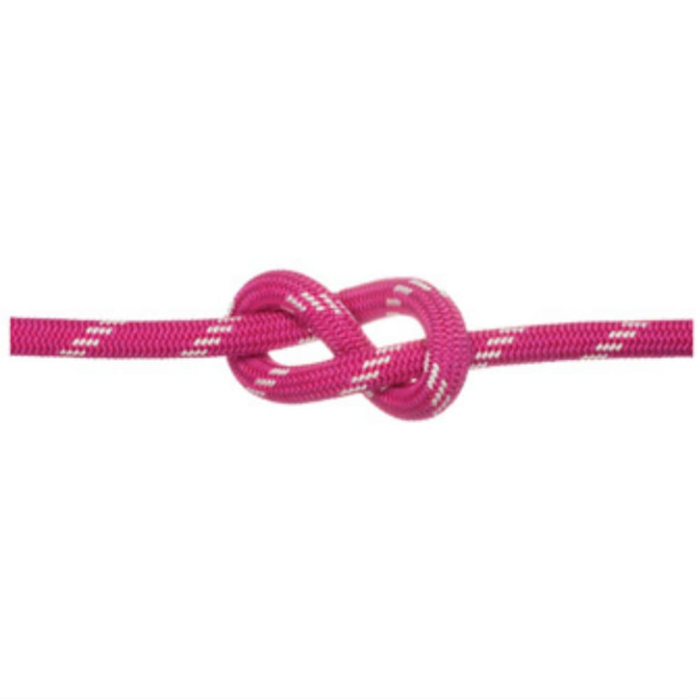 EDELWEISS Curve 9.8mm x 70m SuperEverdry Unicore Rope - FUCIA