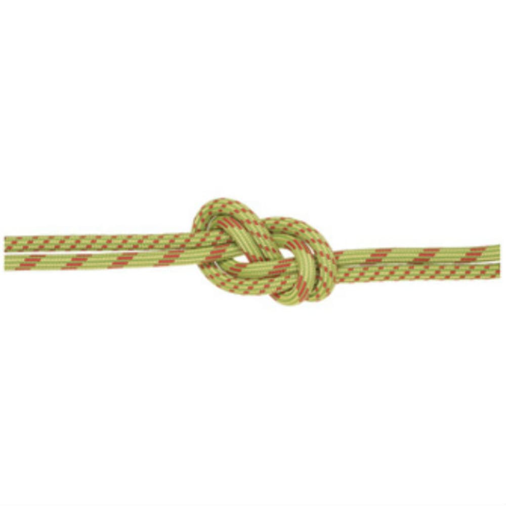 EDELWEISS Curve Arc 9.8mm x 70m Unicore Rope - YELLOW