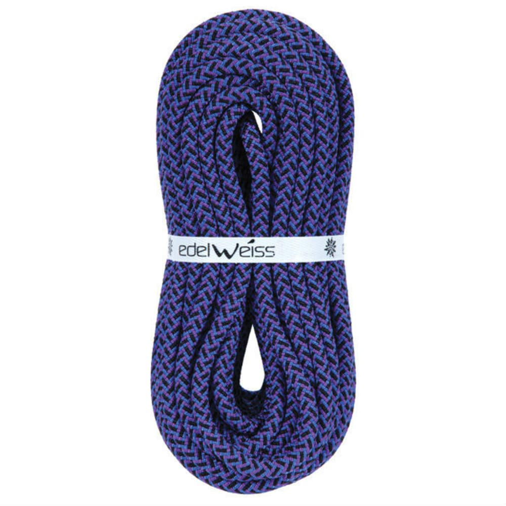 EDELWEISS Discover 8.0mm x 40m Rope - PURPLE