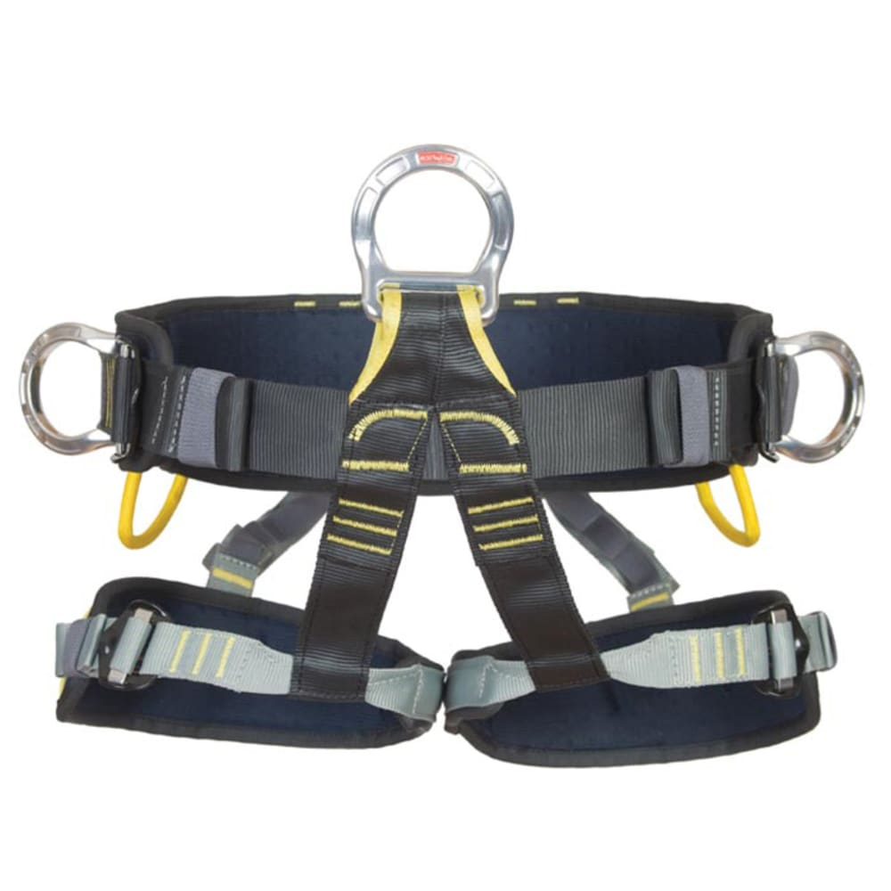 EDELWEISS Hercules Evo Sit Harness - BLACK