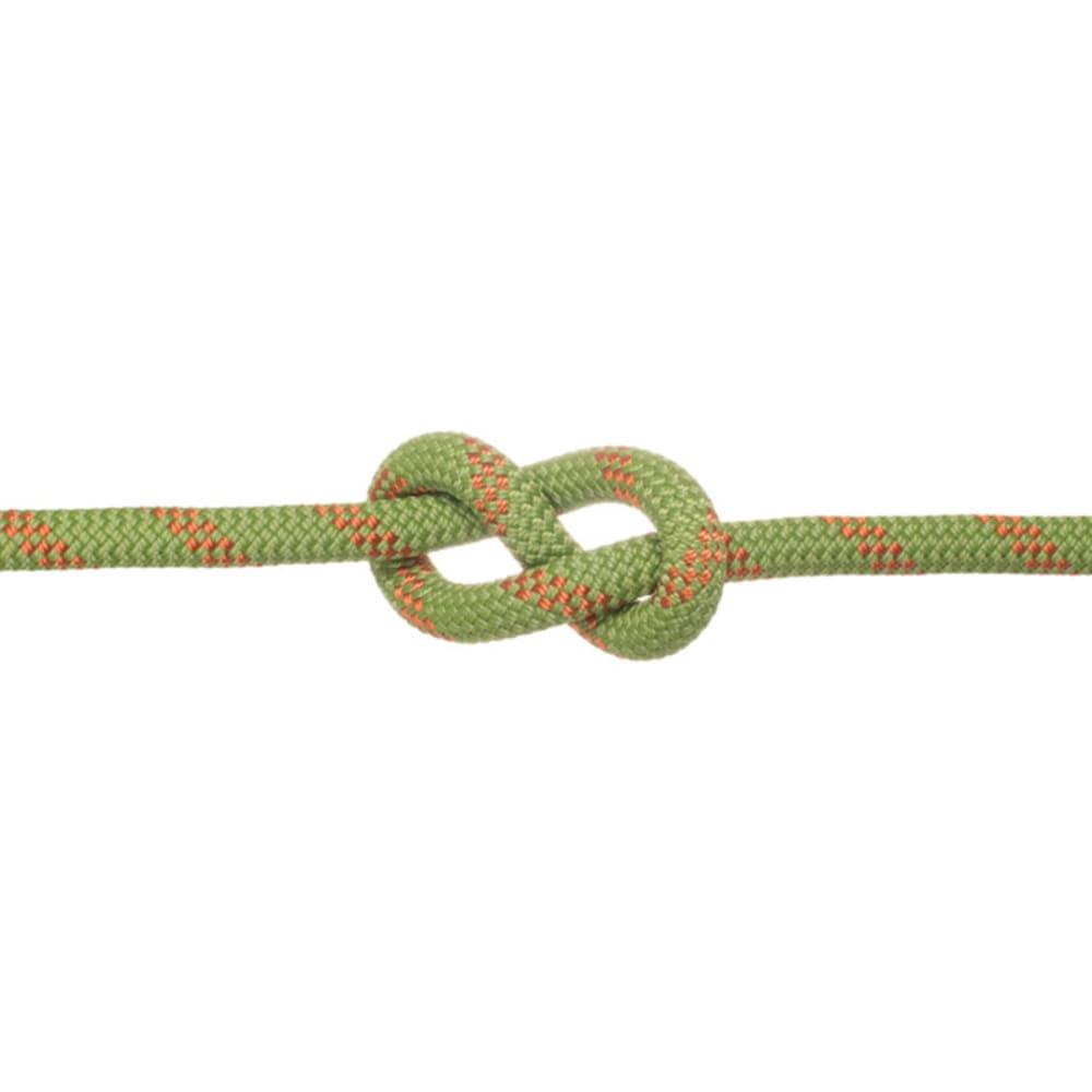 EDELWEISS Toplight II 10.2mm X 50m Rope - GREEN