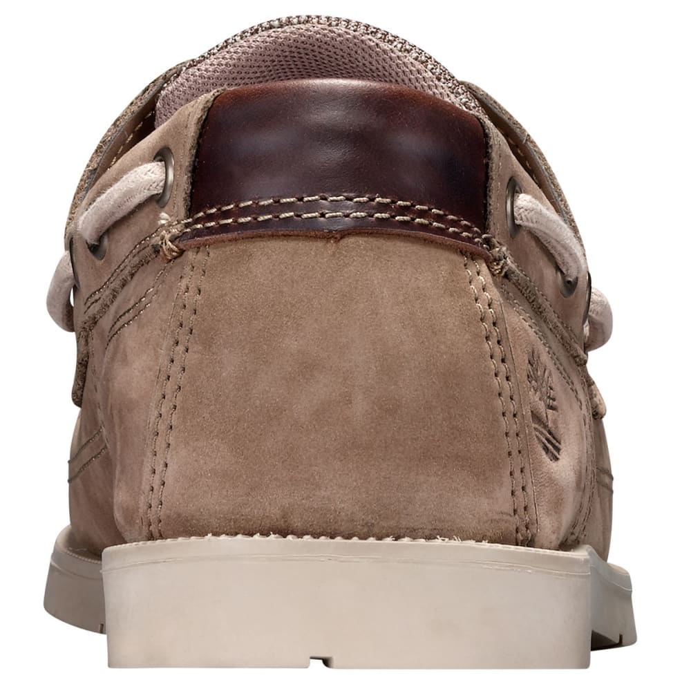 0bf6a75360 TIMBERLAND Men's Piper Cove Boat Shoes, Light Brown - LIGHT BROWN