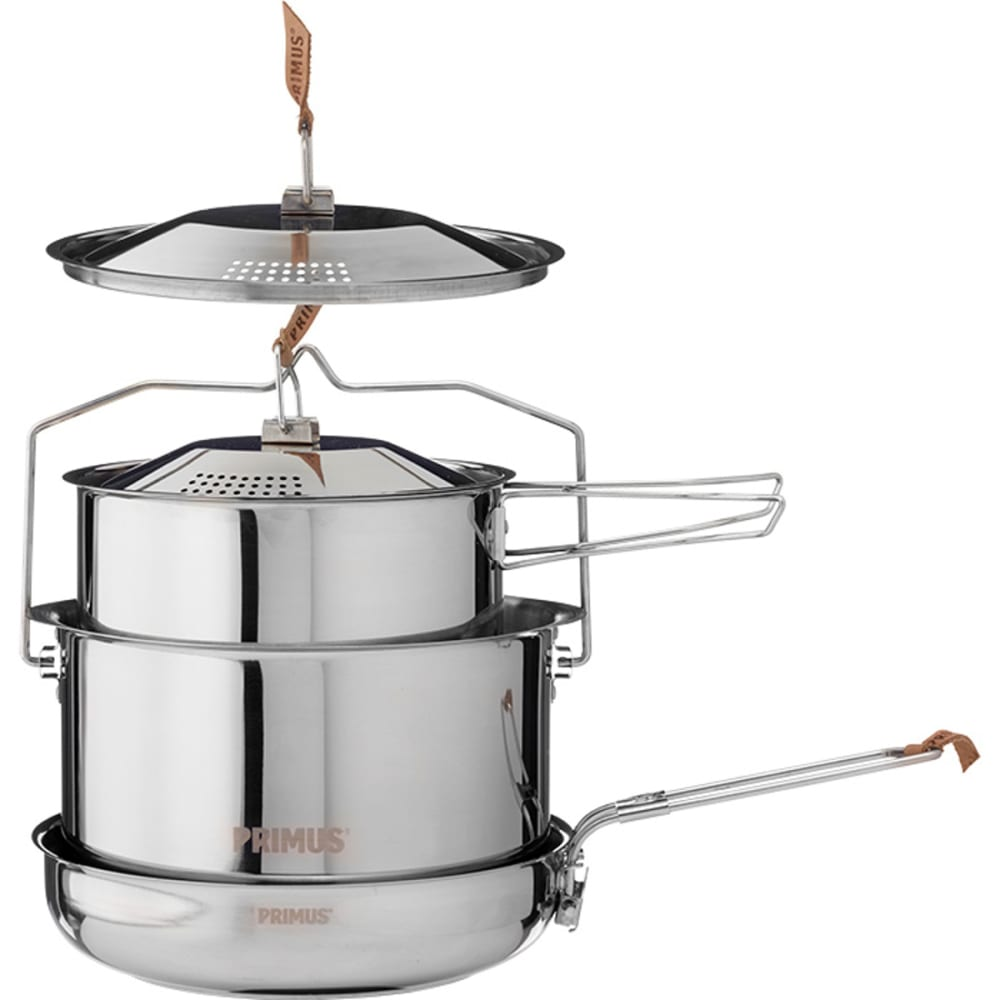 PRIMUS Campfire Cookset SS-Large - NO COLOR