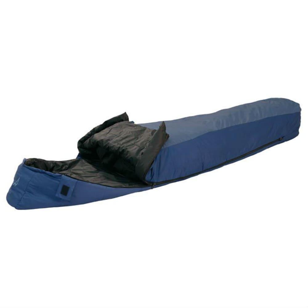 ALPS MOUNTAINEERING Blue Springs Sleeping Bag, +20 Regular - BLUE