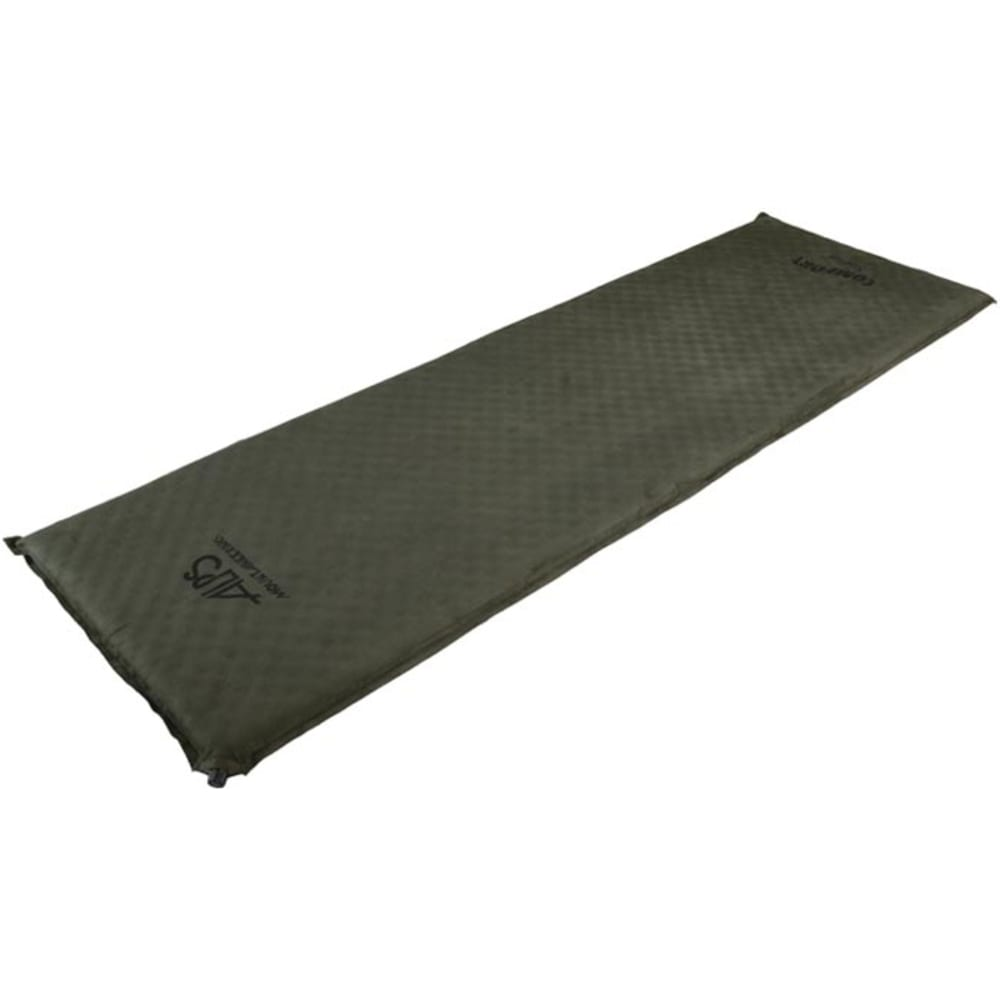 ALPS MOUNTAINEERING Comfort Series Self-Inflating Air Pad, Extra Long  - BROWN