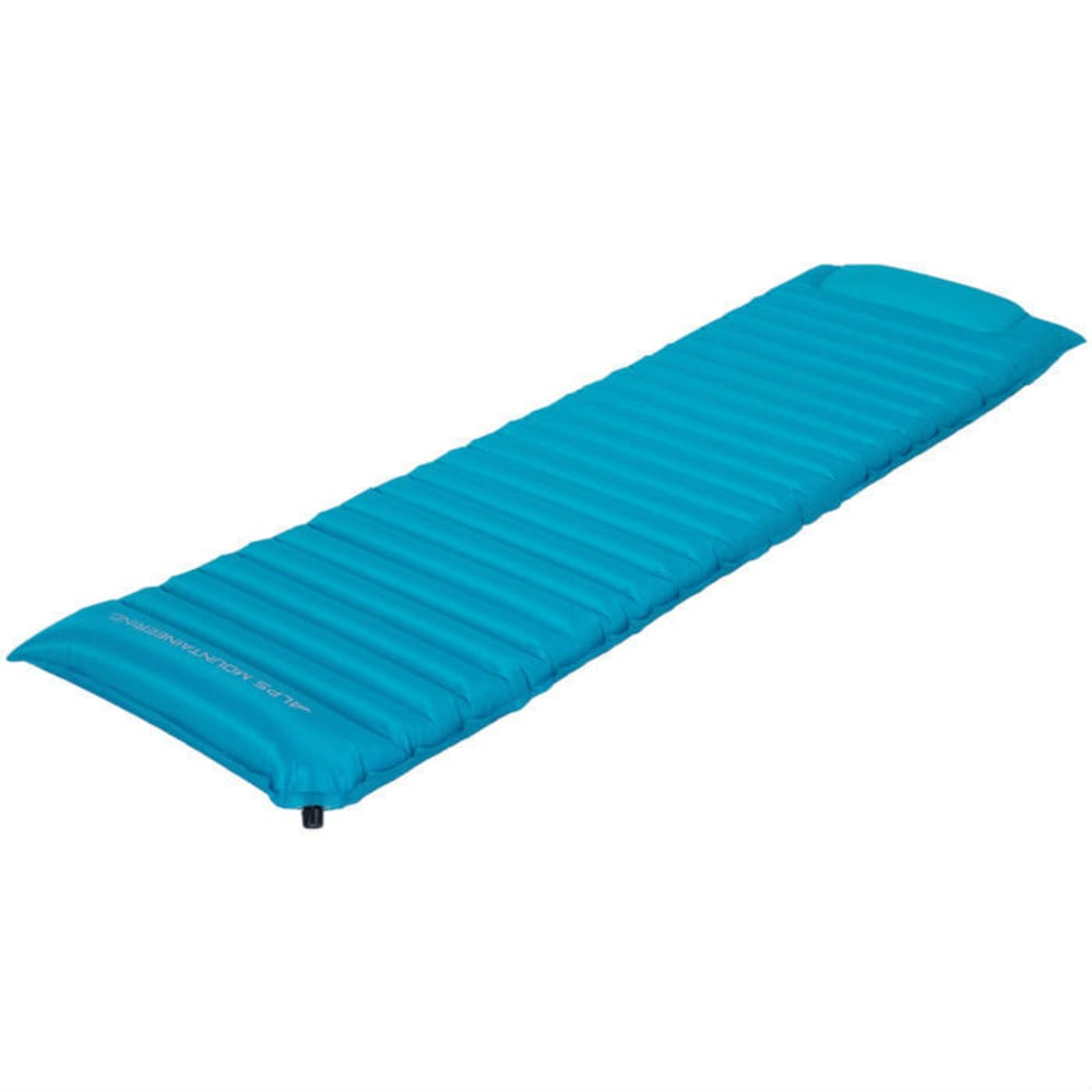 ALPS MOUNTAINEERING Featherlite 4S Air Pad, Long - BLUE