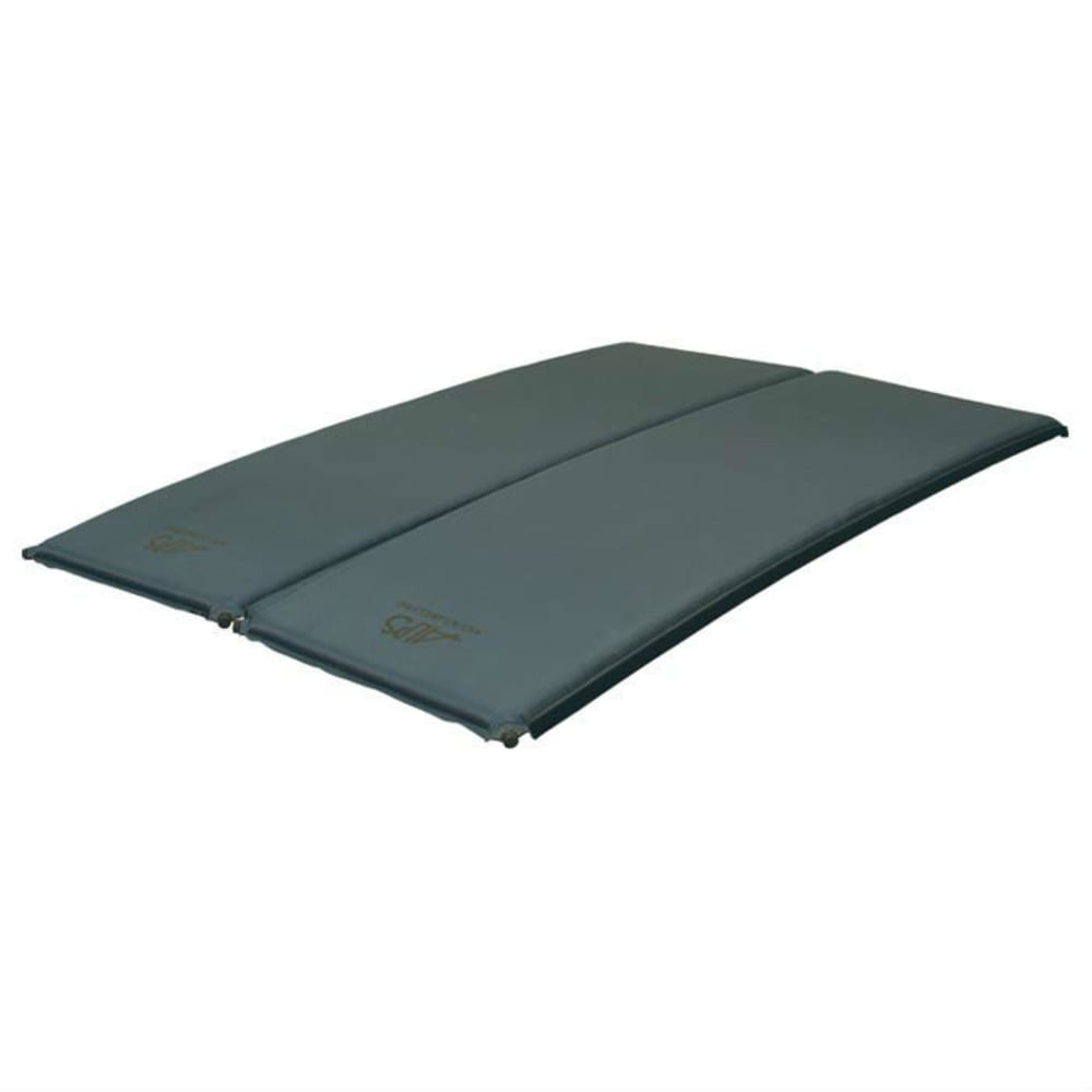 Alps Mountaineering Lightweight Air Pad, Double - Black