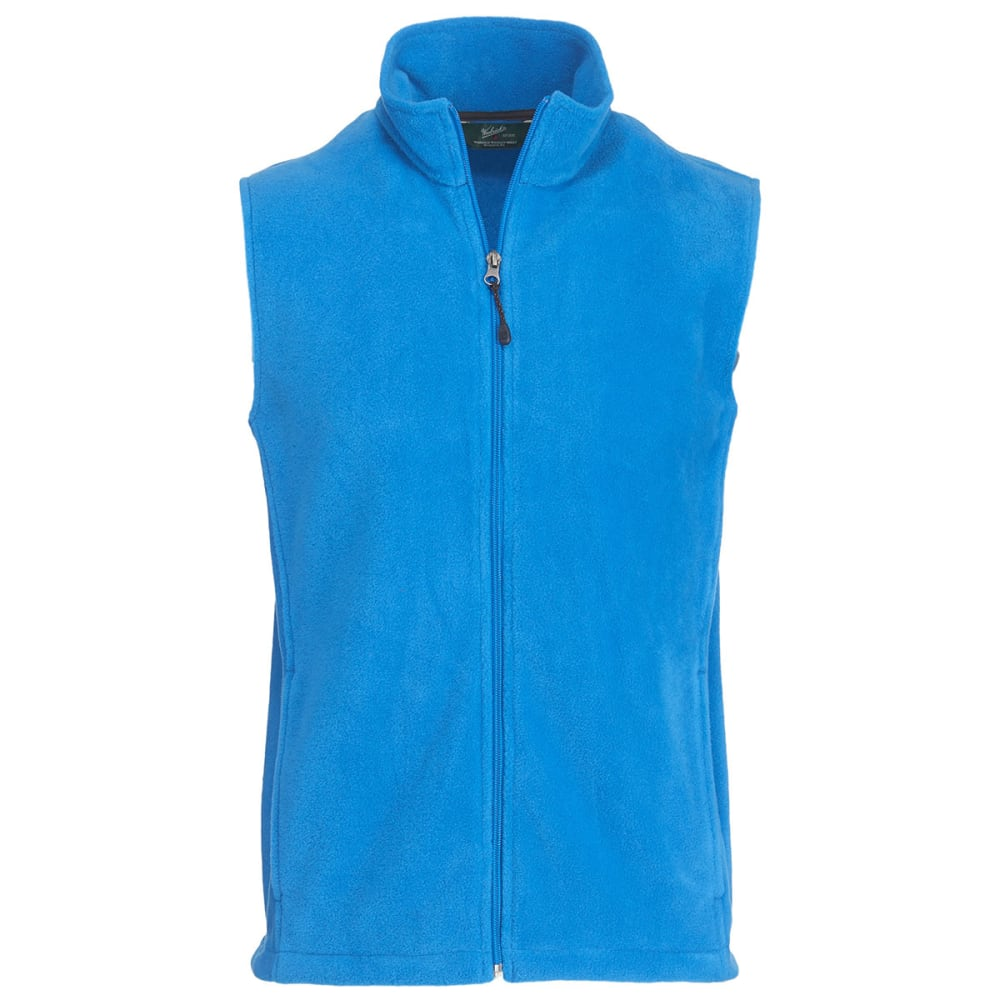 WOOLRICH Men's Andes II Fleece Vest - COOL BLUE