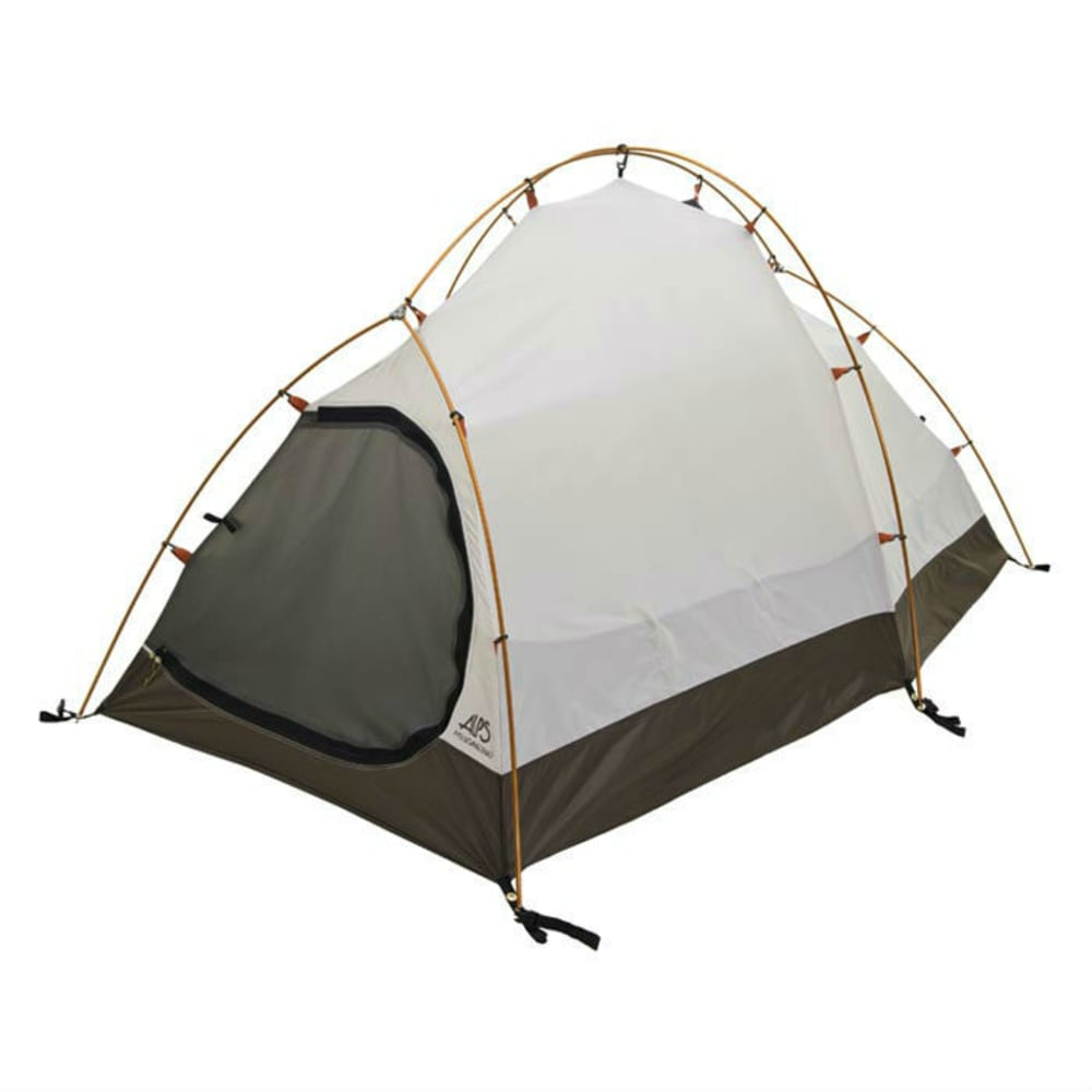 ALPS MOUNTAINEERING Tasmanian 3 Tent - WHITE/BROWN
