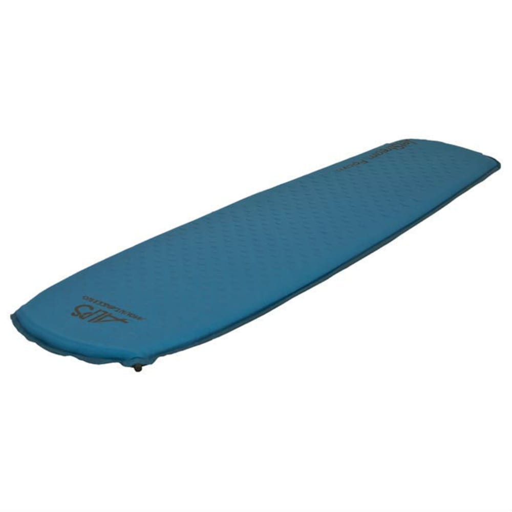 ALPS MOUNTAINEERING Ultralight Air Pad, Long  - BLUE