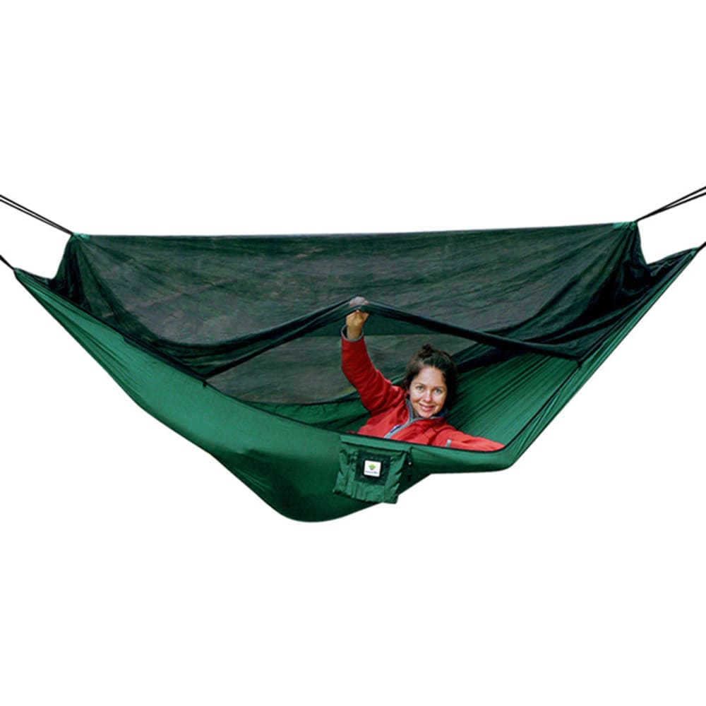 HAMMOCK BLISS No-See-Um No More Hammock - GREEN