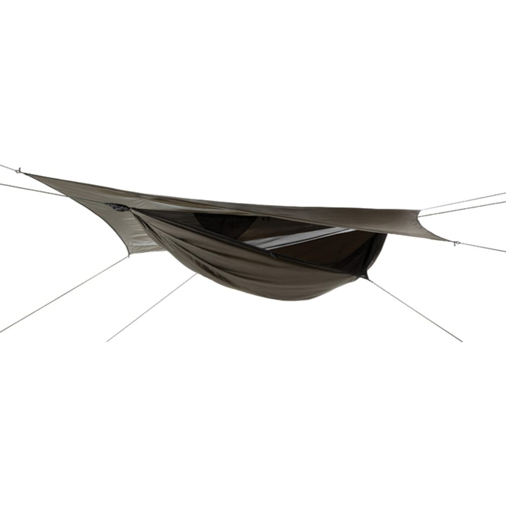 HENNESSY HAMMOCK Jungle Explorer Zip Hammock - GREEN
