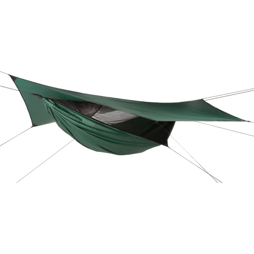 HENNESSY HAMMOCK Jungle Safari Zip Hammock - GREEN