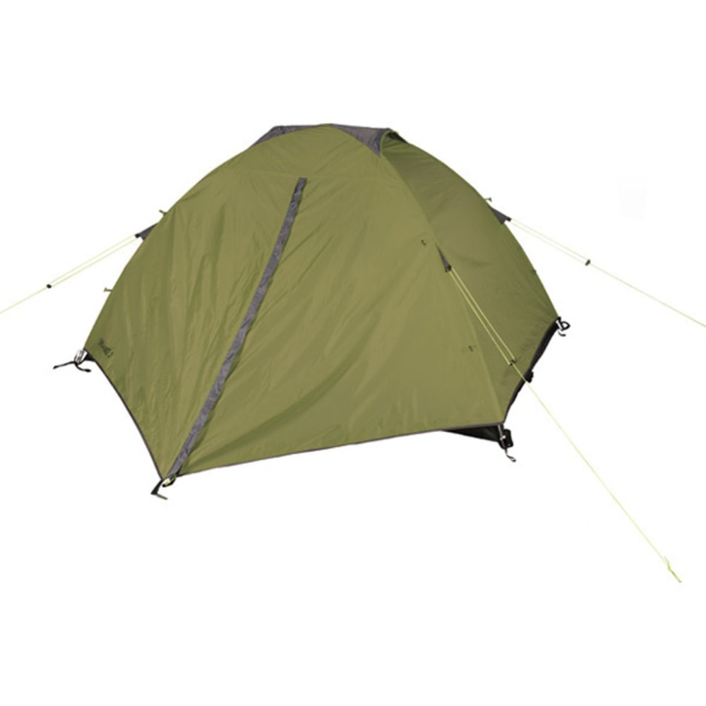 PEREGRINE Endurance 4 Person Tent - GREEN