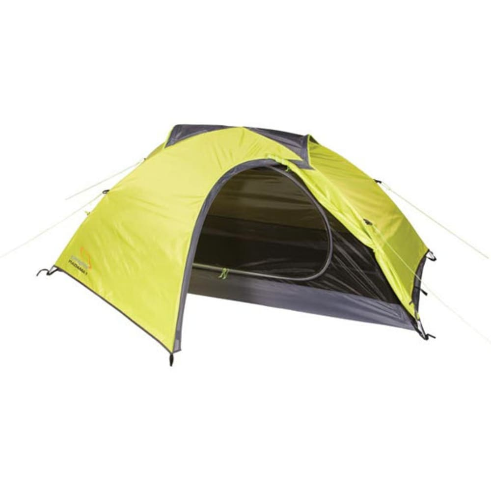 PEREGRINE Radama 1 Person Tent - LIME/GREY