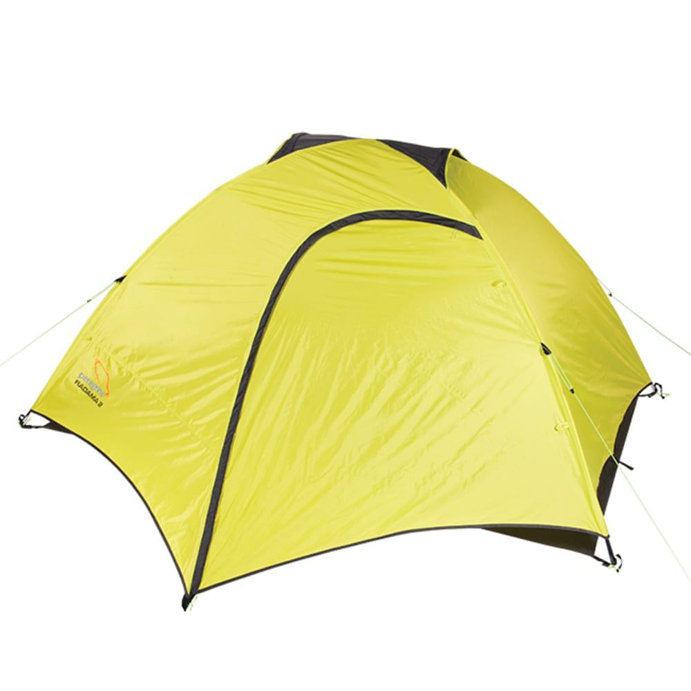 PEREGRINE Radama 2 Person Tent - LIME/GREY