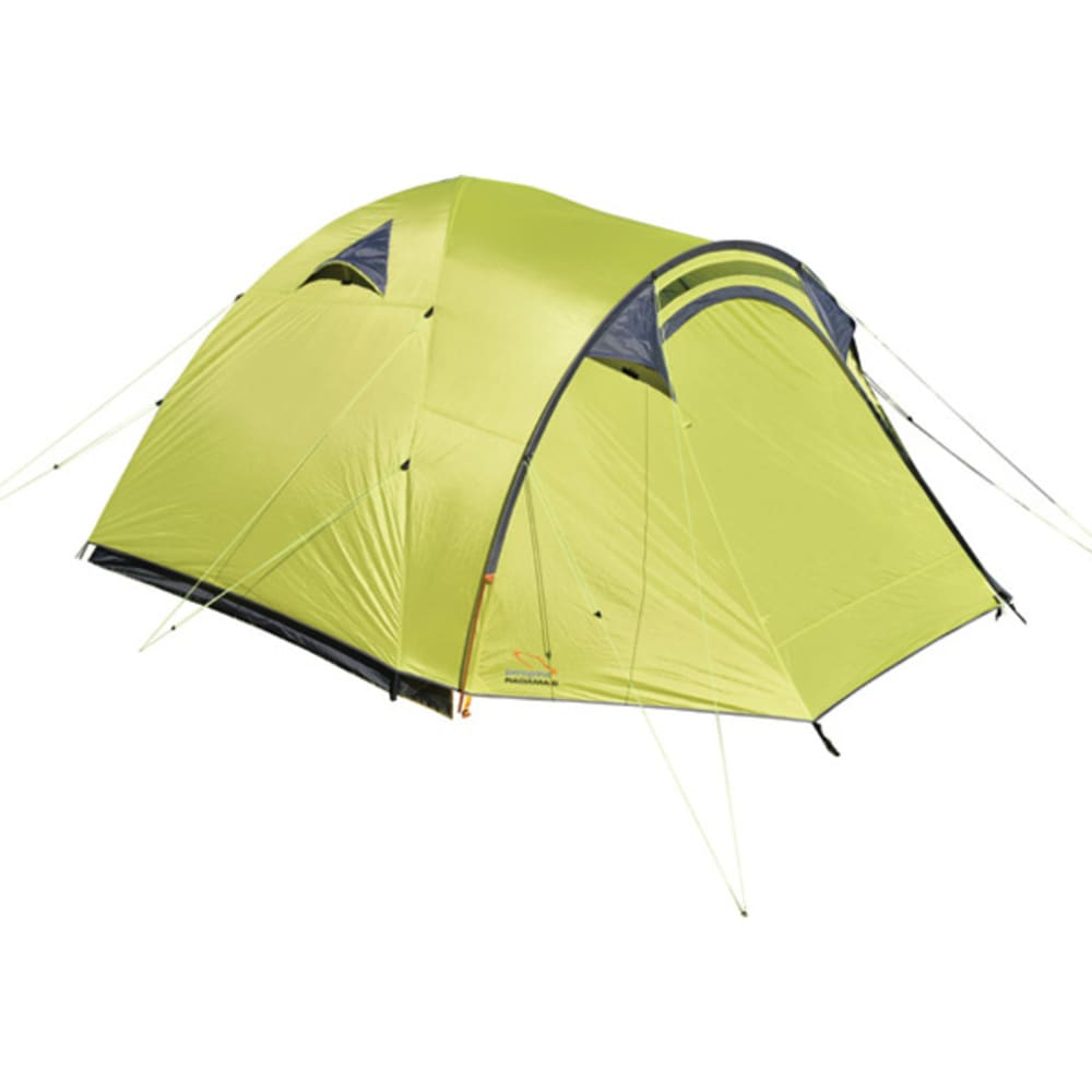 PEREGRINE Radama 6 Person Tent - LIME/GREY