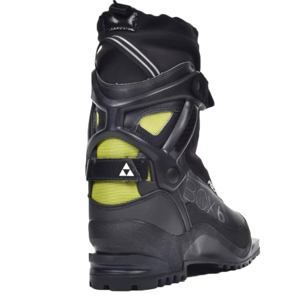 FISCHER BCX 675 Ski Boots - BLACK/LIME