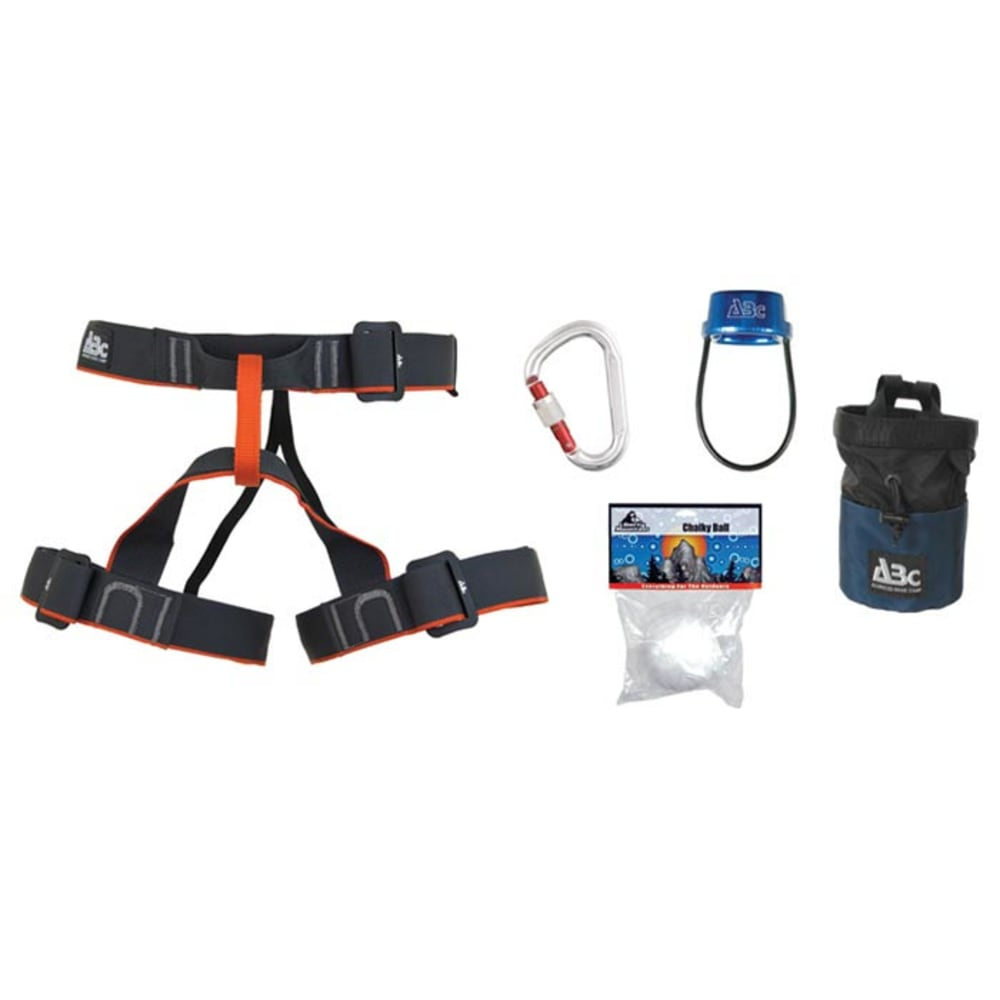 ABC Climbers Guide Package - BLACK