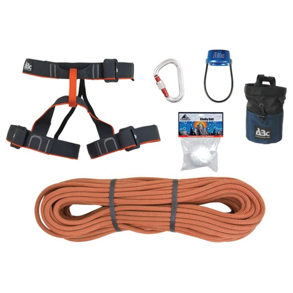 ABC Complete Climbers Package - BLACK/ORANGE