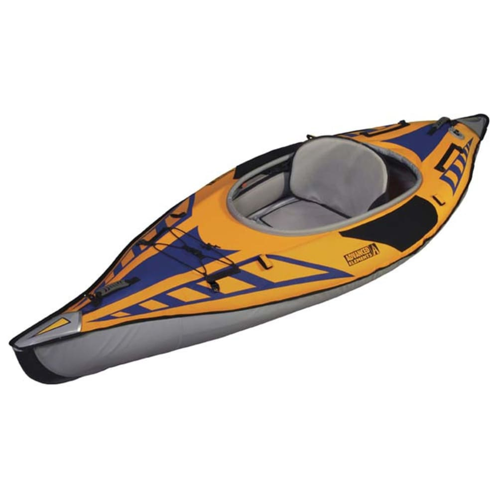 ADVANCED ELEMENTS AdvancedFrame Sport Kayak, Gold/Blue - GOLD/BLUE