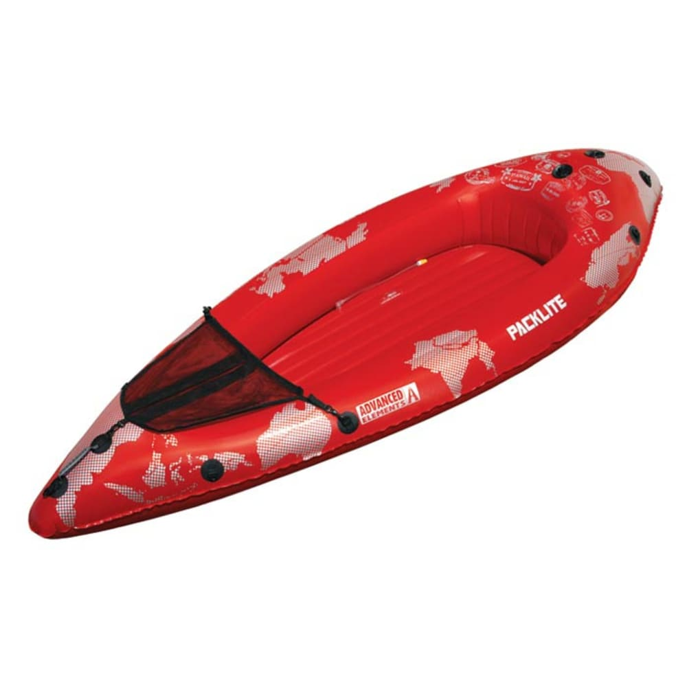 ADVANCED ELEMENTS PackLite Kayak  - RED