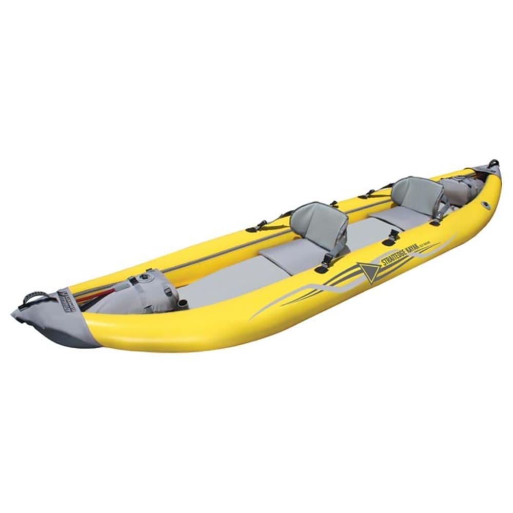 ADVANCED ELEMENTS StraitEdge2 Kayak - YELLOW