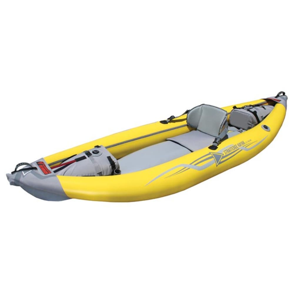 ADVANCED ELEMENTS StraitEdge Kayak  - YELLOW