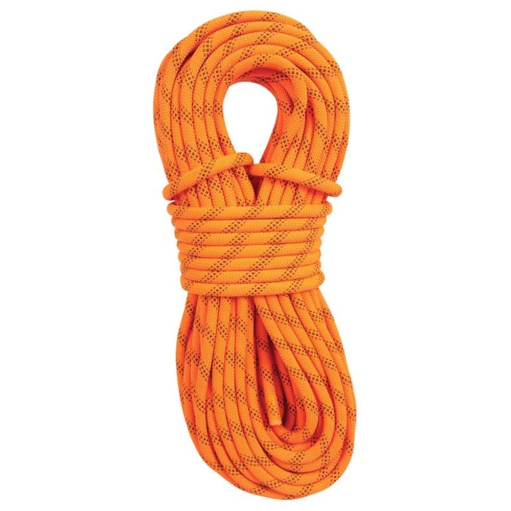 "LIBERTY MOUNTAIN PRO ABC Polyester Static 7/16"" x 200' Rope - ORANGE"