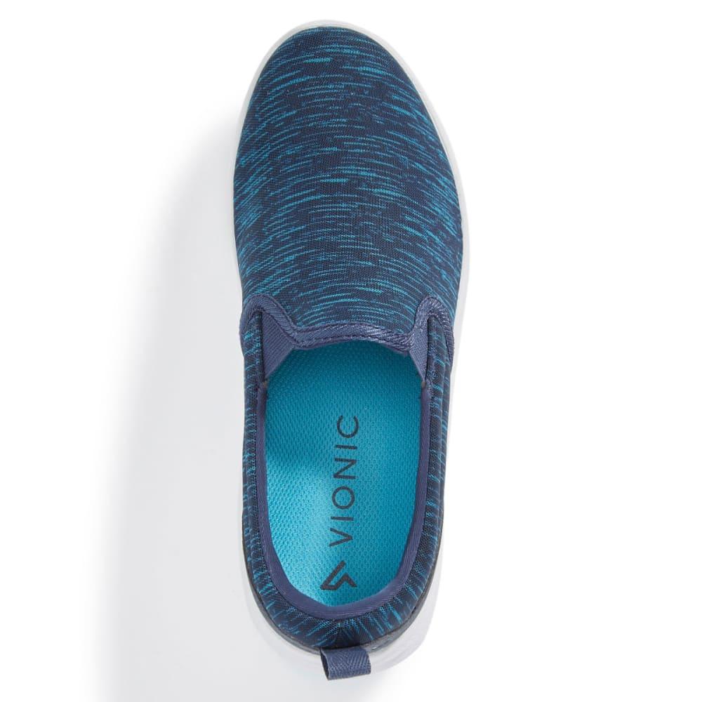 VIONIC Women's Kea Slip-On Sneakers - NAVY