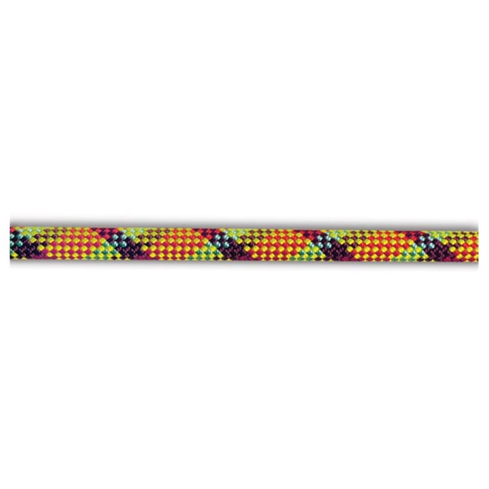 NEW ENGLAND ROPES Apex 10.5mm x 60m Rope, Dry - TECHNICOLOR
