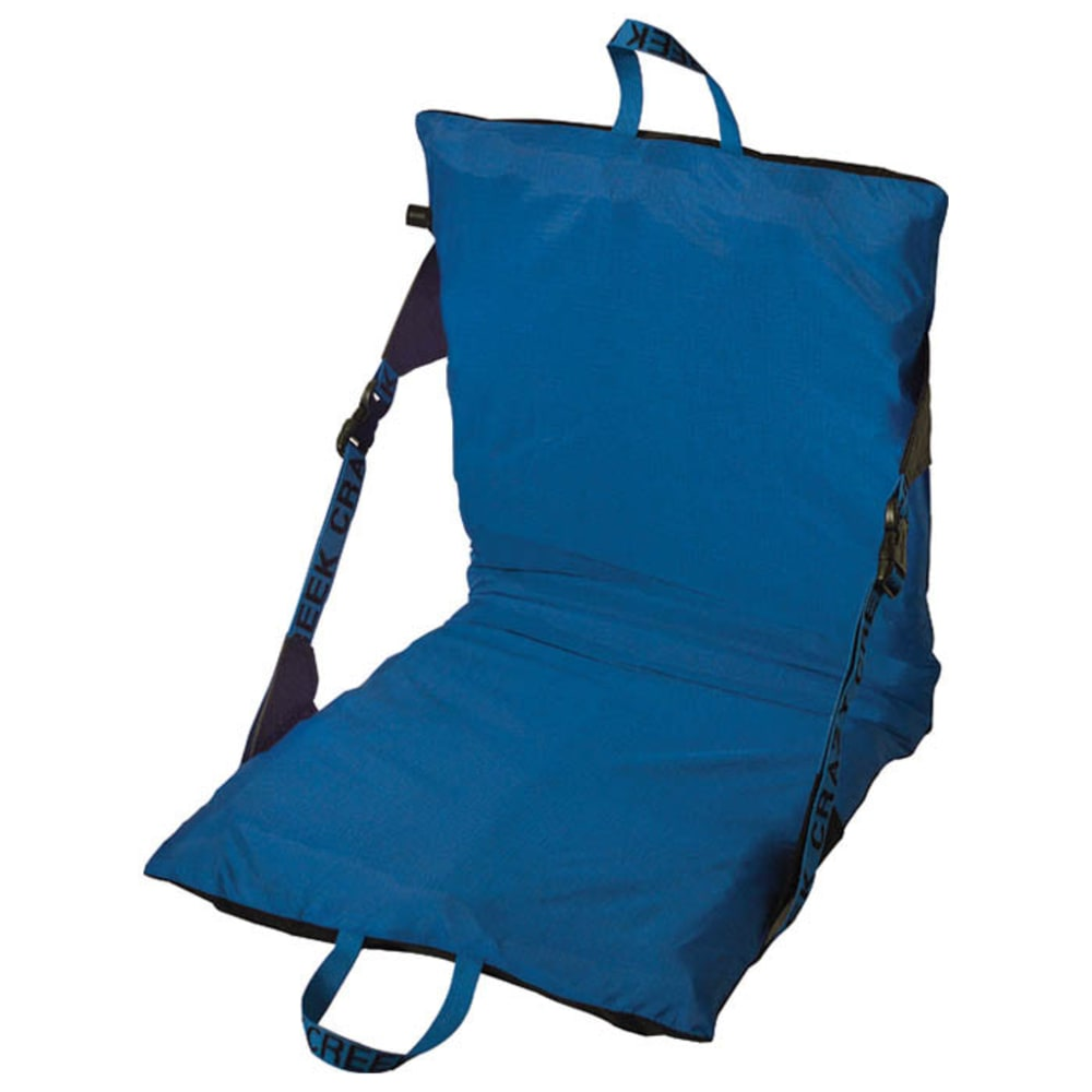 CRAZY CREEK Air Chair Compact - BLACK/BLUE