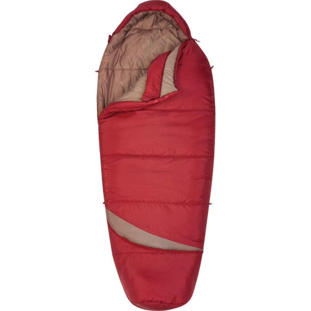KELTY Tuck EX 0 Degree Sleeping Bag - RED