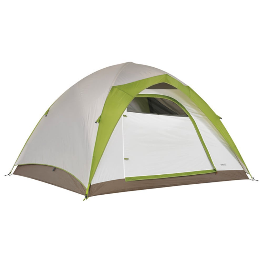 KELTY Yellowstone 4 Tent - WHITE/GREEN