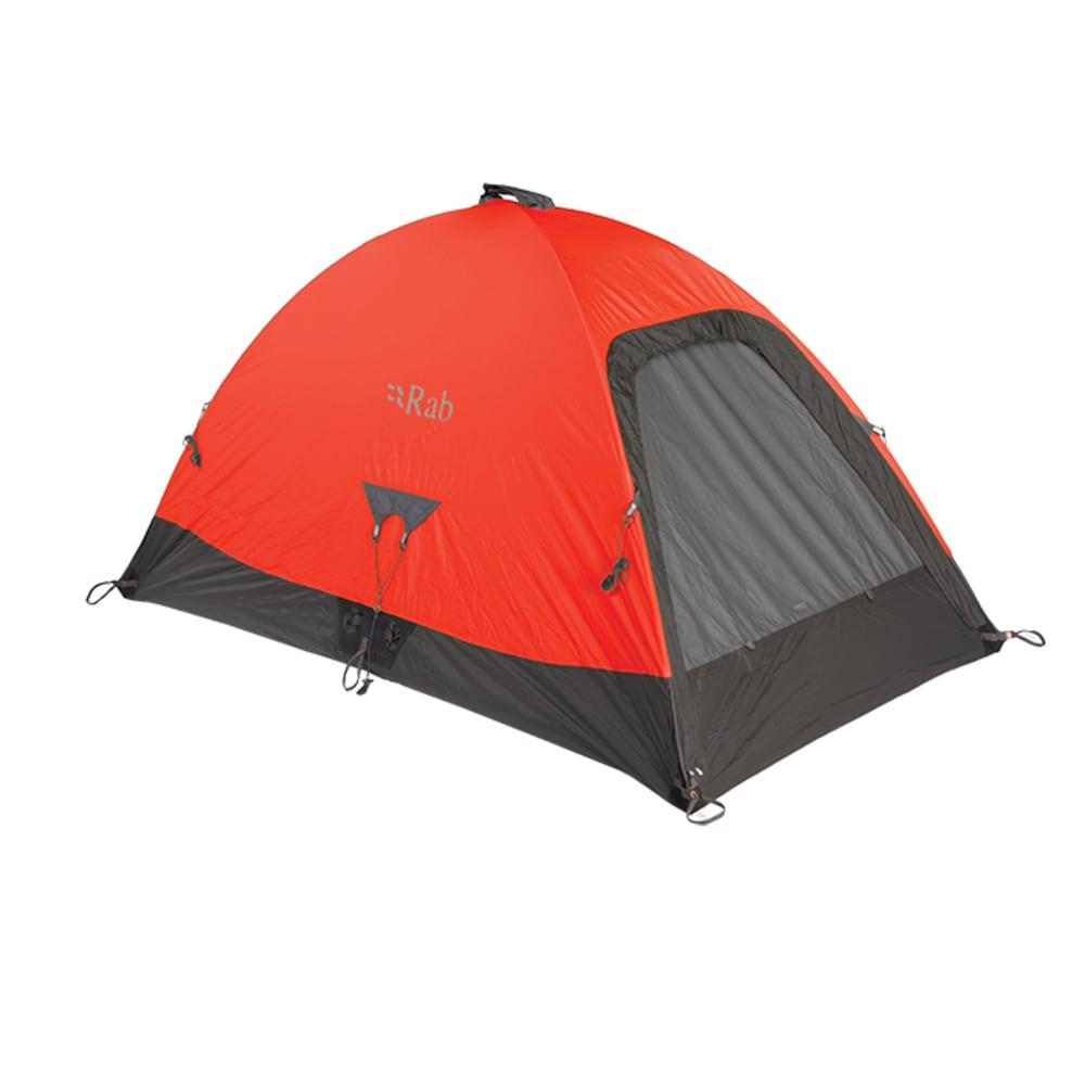 RAB Latok Mountain 2 Tent - ORANGE