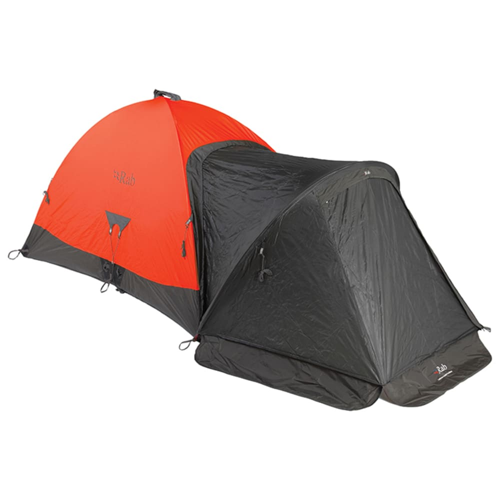 RAB Latok Mountain 2 Vestibule - DARK GREY