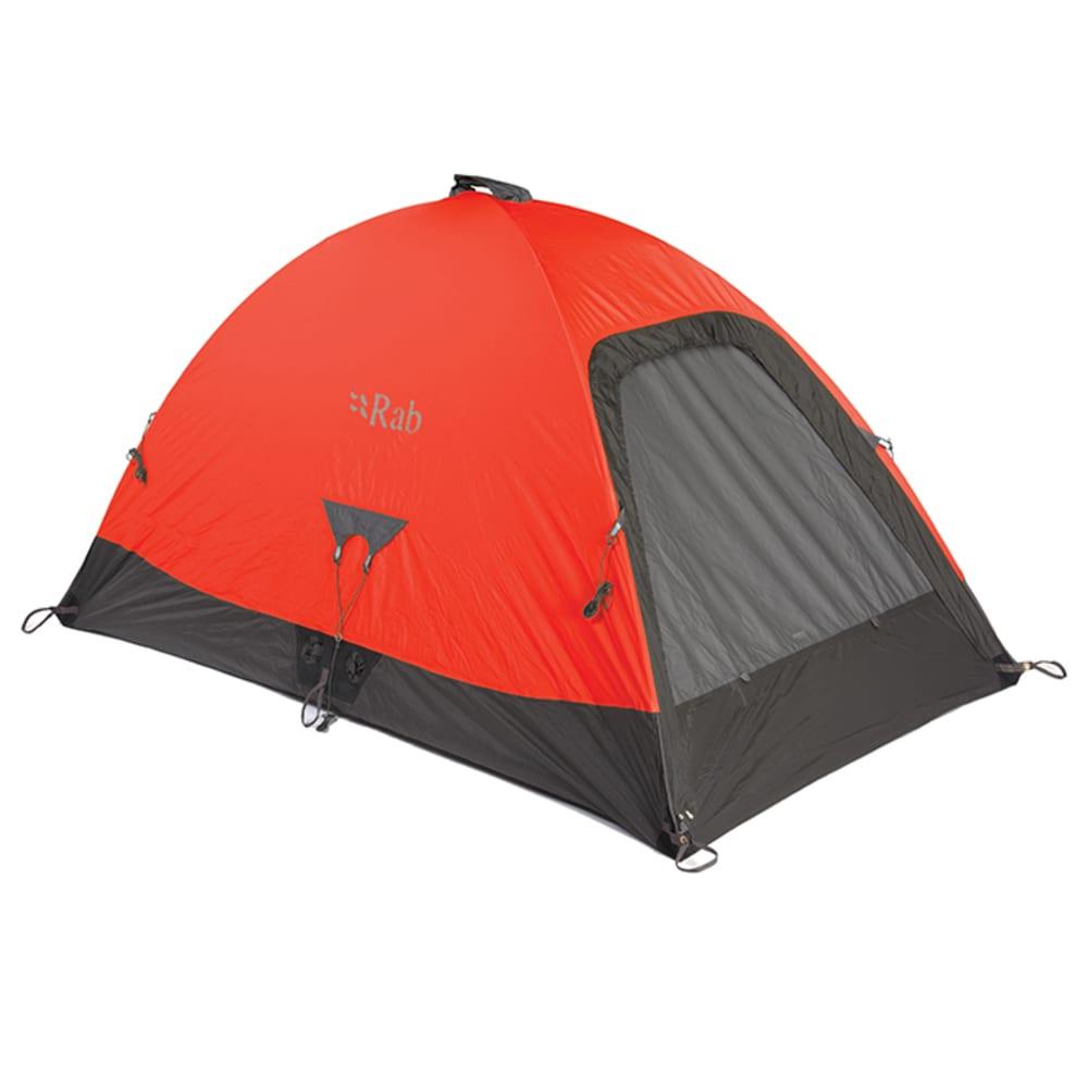 RAB Latok Mountain 3 Tent - ORANGE