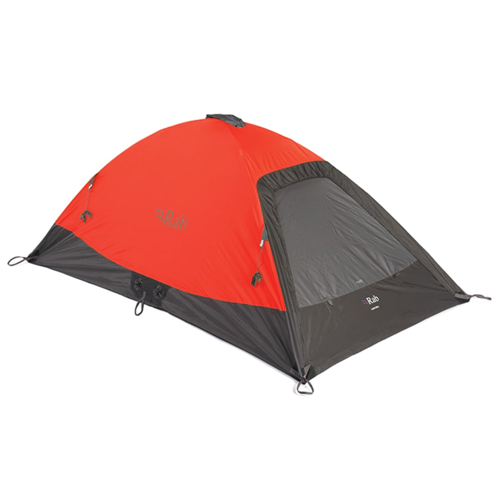 RAB Latok Summit 2-Person Tent - ORANGE