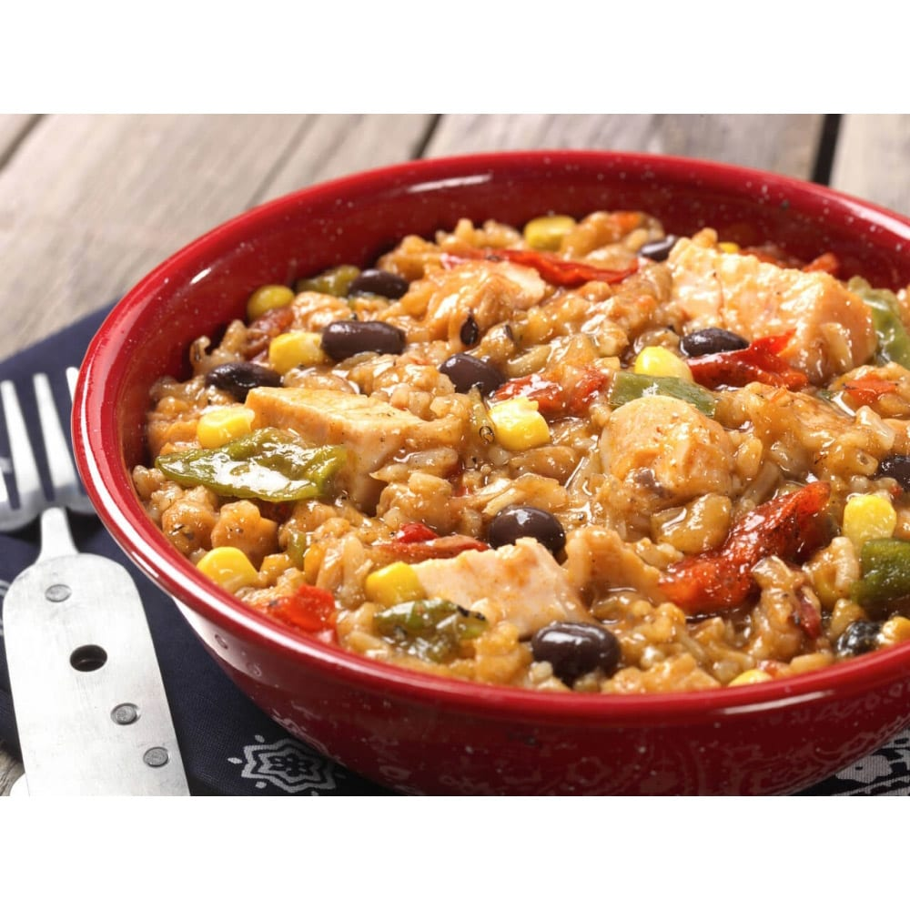 MOUNTAIN HOUSE Chicken Fajita Bowl - NO COLOR