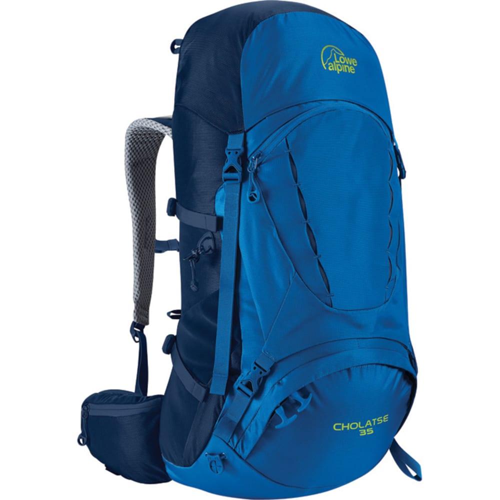 LOWE ALPINE Cholatse 35 Backpack - GIRO/BLUE PRINT