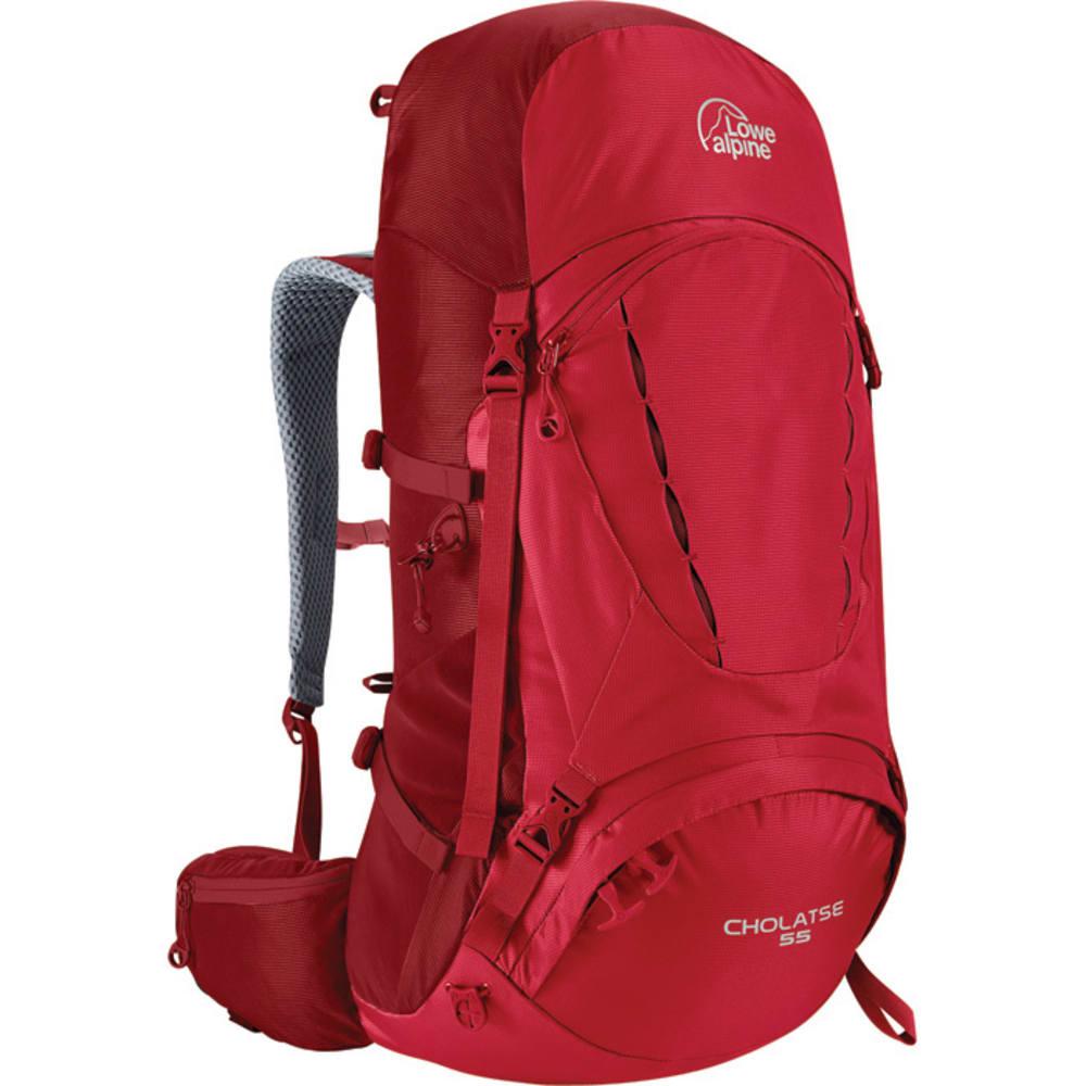 LOWE ALPINE Cholatse 55 Backpack - OXIDE/AUBURN