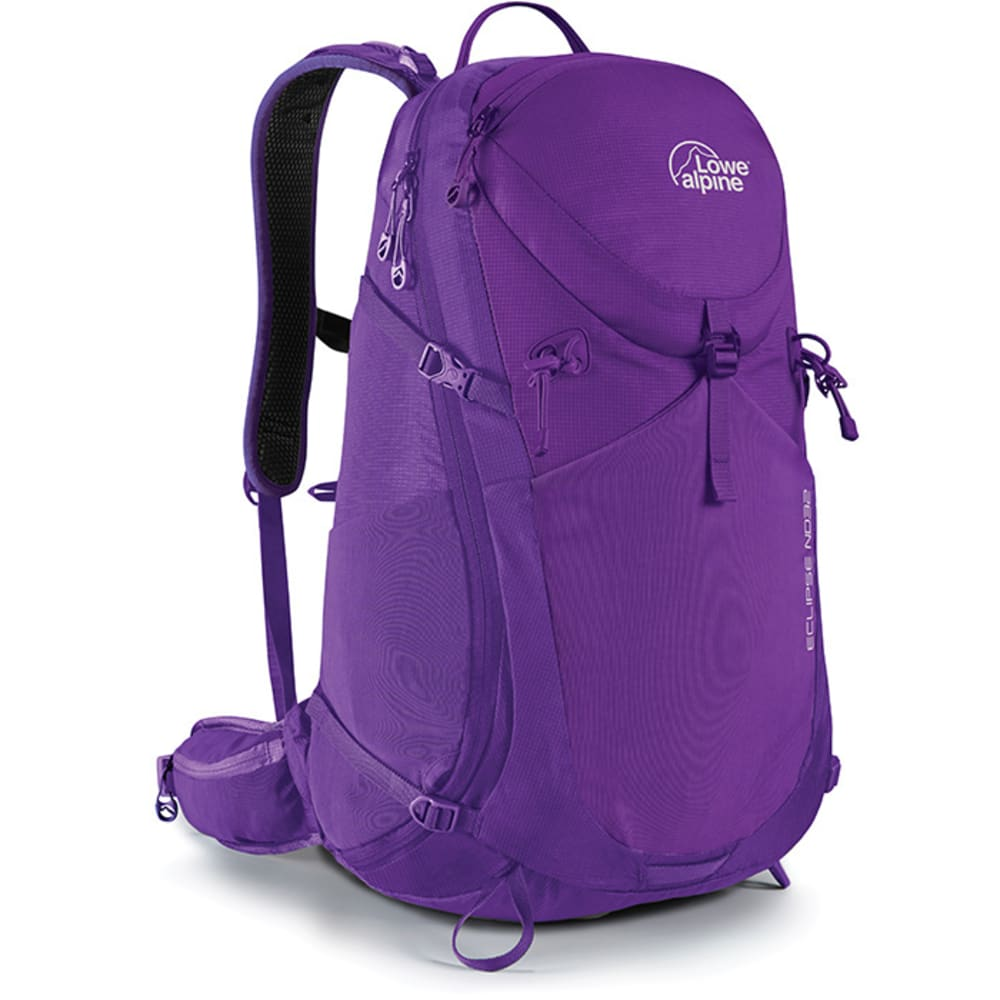 LOWE ALPINE Eclipse ND22 Women's Backpack - ORCHID/ROYAL LILAC