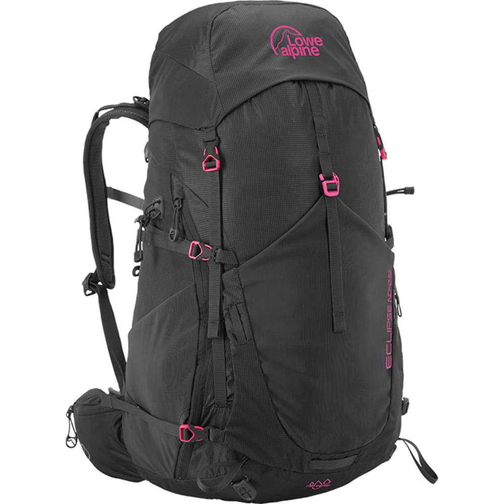 LOWE ALPINE Eclipse ND42:52 Women's Backpack - ANTHRACITE/ANTRACITE